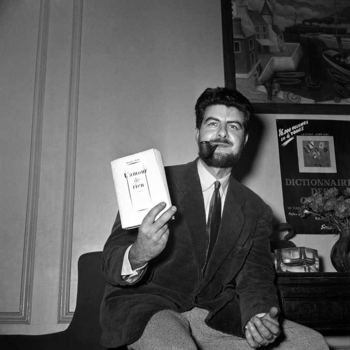 Jacques Perry, en 1952.