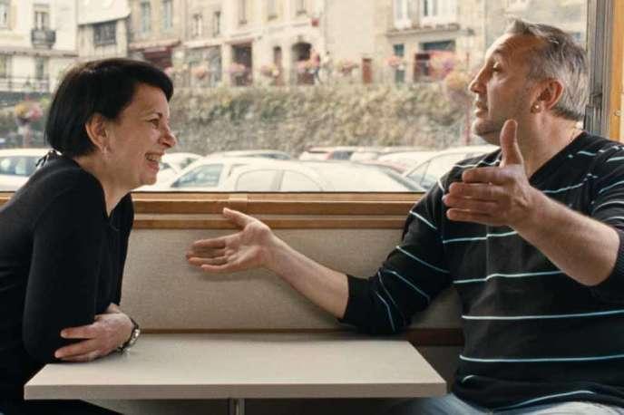 Une scène du documentaire français de Raymond Depardon,