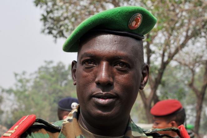 Le général burundais Athanase Kararuza tué lundi 25 avril à Bujumbura.
