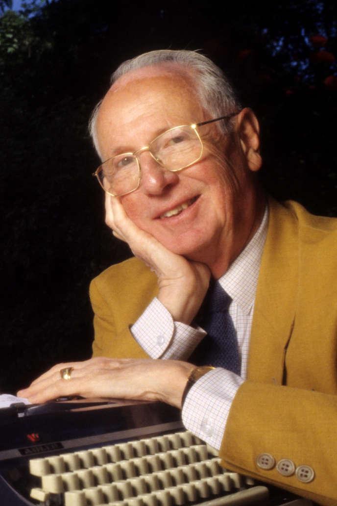 André Bourin, en 1994.