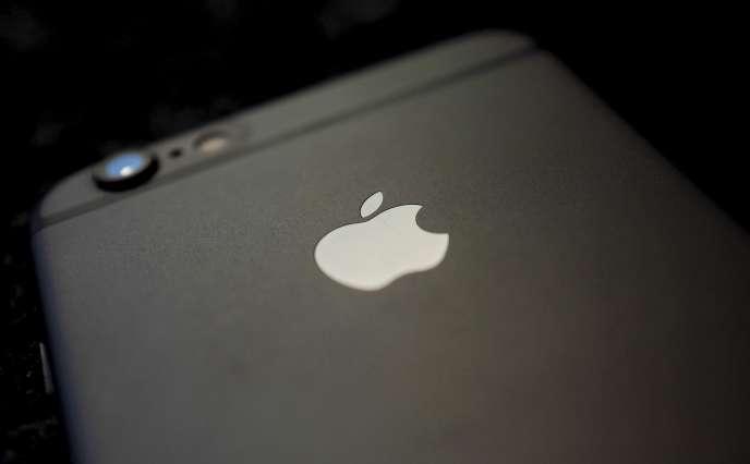 L'iPhone 6 d'Apple.
