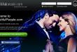 La page d'accueil du site Beautifulpeople.