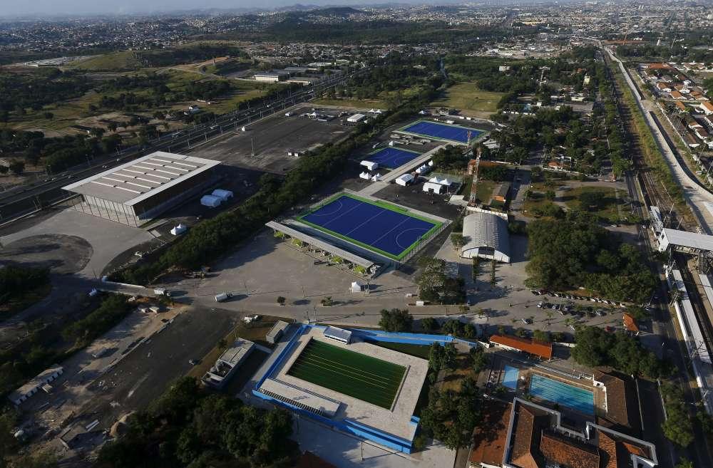Au Deodoro Olympic Park auront lieu les épreuves de natation, d'escrime et de tir.