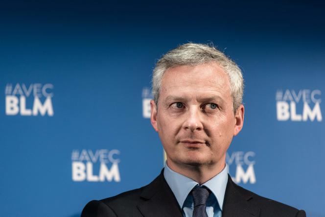 La mesure proposée le 27avril par Bruno Le Maire est inspirée d'initiatives de plusieurs conseils départementaux.
