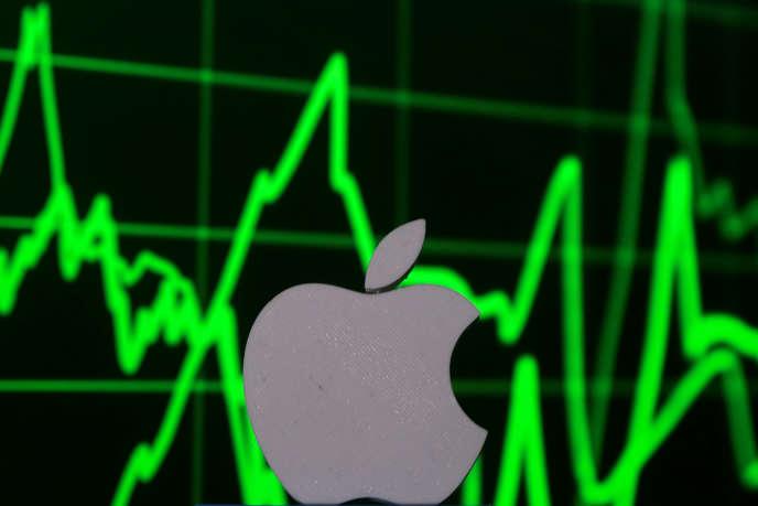 Logo Apple . 28 avril 2016