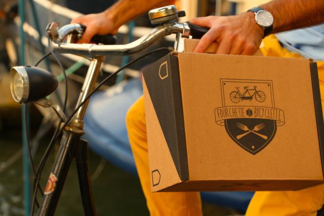 Fourchette & Bicyclette.