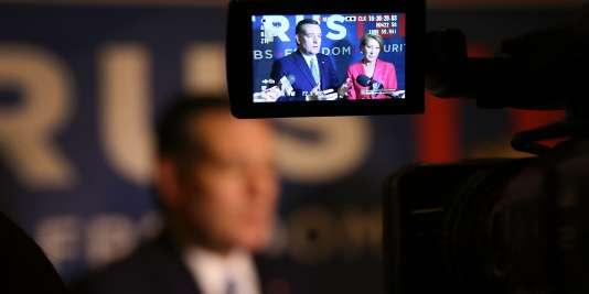 Malgré les sondages, Ted Cruz estime être bien parti pour l'Indiana parce qu'il a choisi pour vice-présidente Carly Fiorina, ancienne directrice générale de Hewlett-Packard et ancienne candidate à l'investiture républicaine.