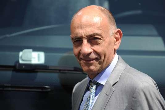 Jean-Marc Janaillac est entré dans ses nouvelles fonctions lundi.