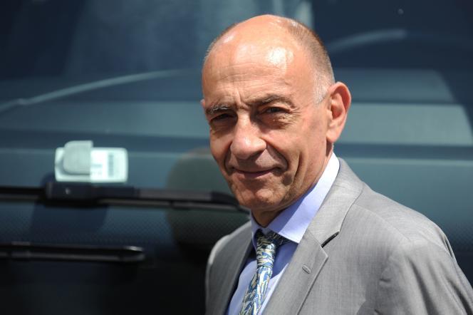 Jean-Marc Janaillac, en juin 2015.