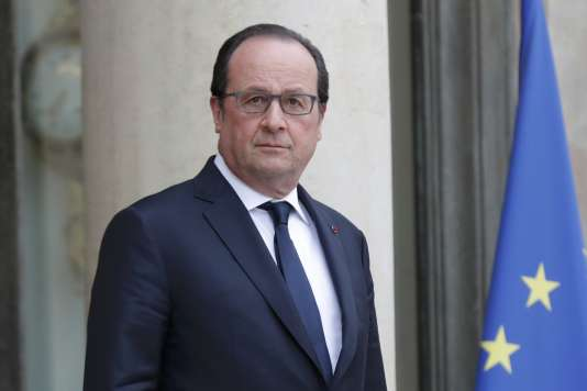 François Hollande, le 2 mai.