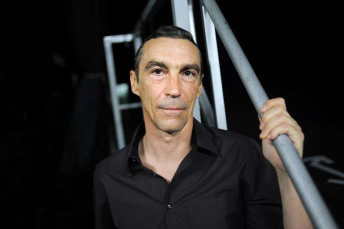 Hubert Mounier, en juin 2011.