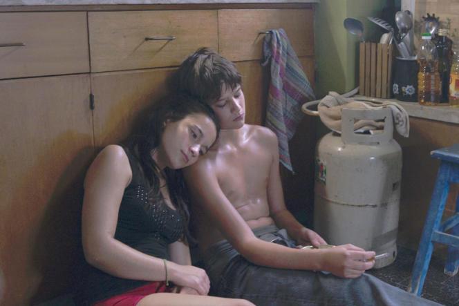 Une scène du film portugais et français de João Salaviza,
