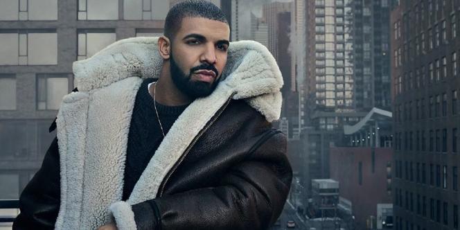 Le rappeur canadien Drake en 2016.