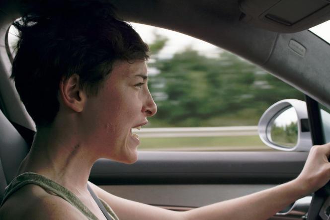 Salomé Richard dans le film français et belge de Rachel Lang,
