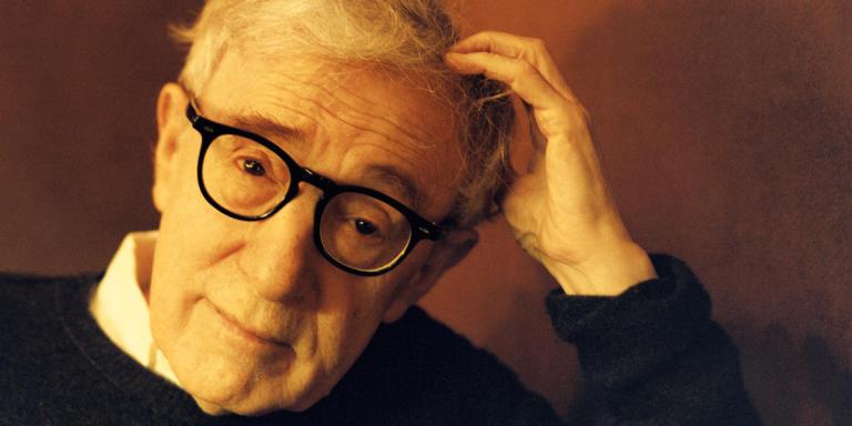 Woody Allen April 19, 2016 Manhattan Film Center 575 Park Ave, New York, NY 10065 US