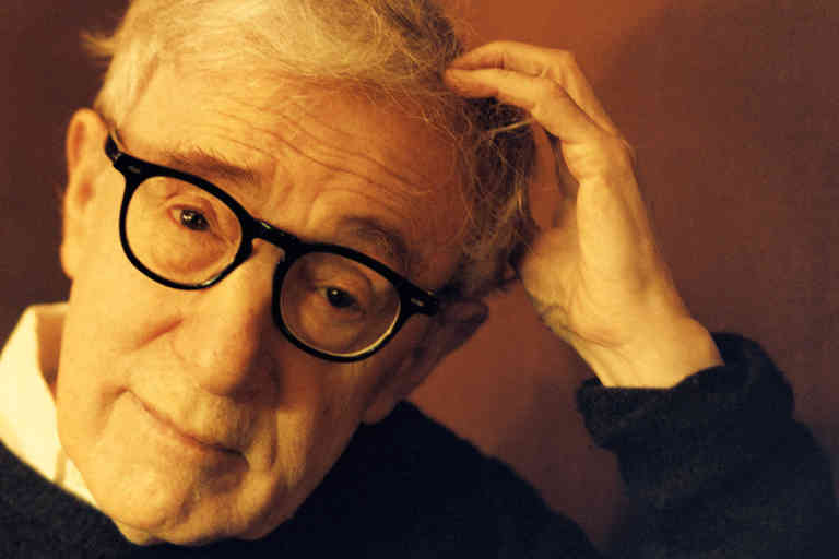 Woody Allen April 19, 2016 Manhattan Film Center 575 Park Ave, New York, NY 10065 US