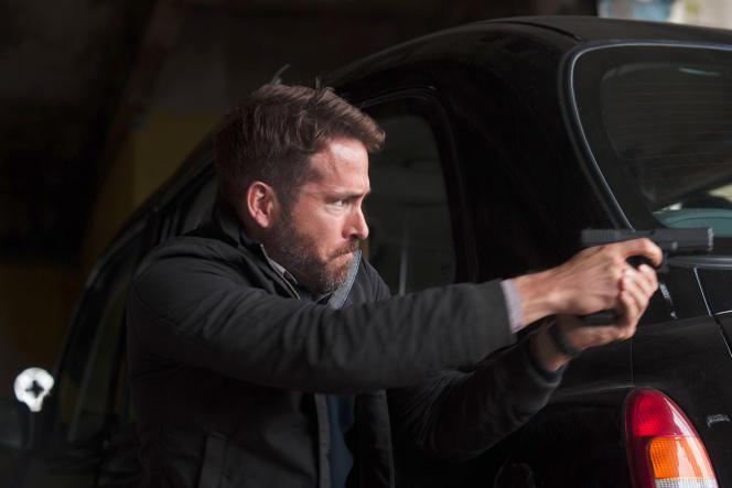 Ryan Reynolds dans le film britannique et américain d'Ariel Vromen,