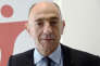 Jean-Marc Janaillac, le nouveau PDG du groupe de transport aérien Air France-KLM, le9avril2014.