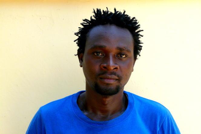 Lameck, jeune homosexuel kényan, a été victime d'une chasse aux gays dans la petite ville de Mtwapa, à 20 km de Mombasa. Les persécutions contre les homosexuels sont monnaie courante au Kenya.