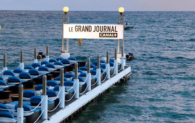 Canal+ renonce à ses fameuses fêtes cannoises et son emblématique patio.