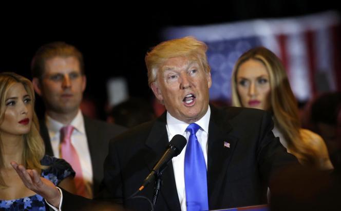 les électeurs du Parti ont préféré embrasser Donald Trump, le candidat qui écoute leurs angoisses et leur a promis de «restaurer la grandeur de l'Amérique», sans trop s'étendre sur les moyens d'y pervenir.