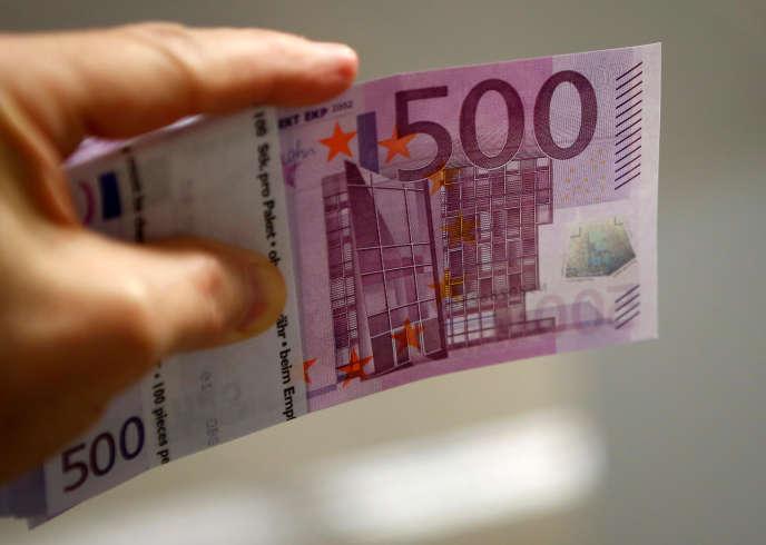 Accusé d'être un support à la fraude, le billet de 500 euros est surnommé, dans les milieux policiers, le