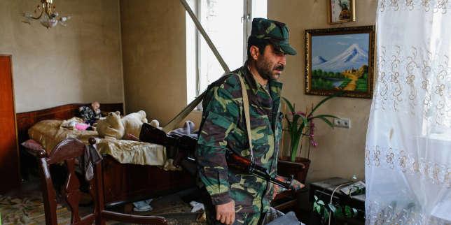 Le haut karabakh peut il devenir ind pendant for Idee emploi independant