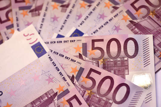 La BCE doit décider, mercredi 4 mai, la fin des émissions de billets de 500 euros.