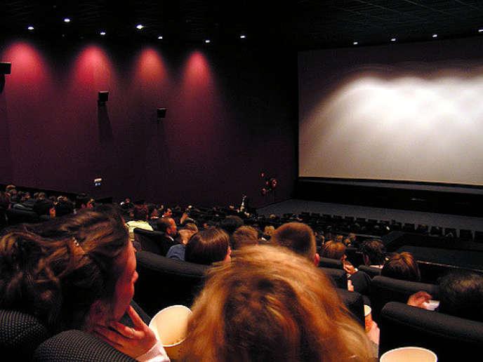 Deux Français sur trois sont allés au moins une fois au cinéma en2015.