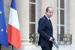 Jean-Jacques Urvoas, ministre de la justice, à l'Elysée, le 27 avril.