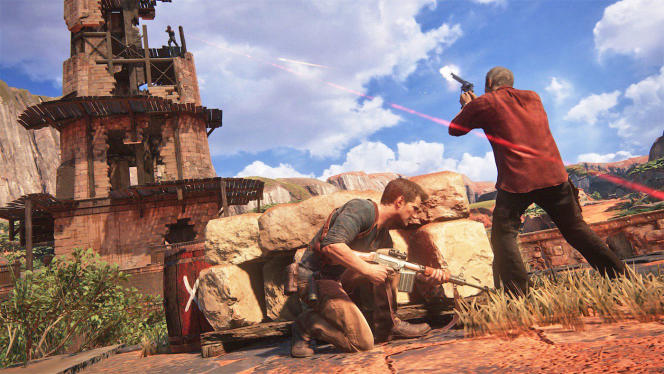 « Uncharted 4: A Thief's End » sort le 10 mai sur PlayStation4.