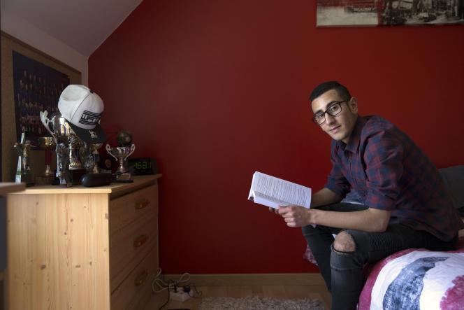 Samy Hammour s'est lancé dans des études de médecine.