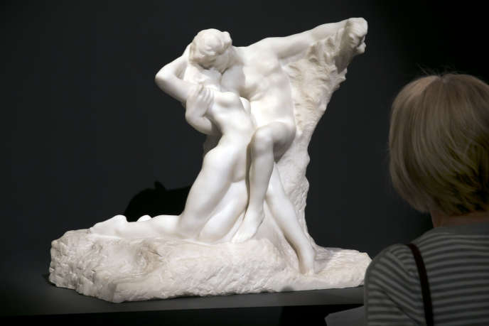 «L'Eternel Printemps» a été taillé dans un seul bloc de marbre entre 1901 et 1902 par le père de la sculpture moderne.
