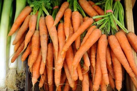 Manger des carottes –cuites – aide à calmer les intestins irrités.