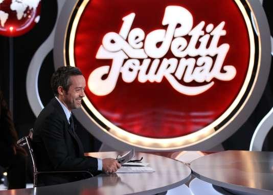 Yann Barthès, le présentateur du« Petit Journal» sur Canal+, rejoindra le groupe TF1 en septembre.
