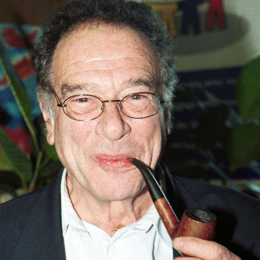 Philippe Beaussant  le 2 novembre 2001 à Brive-la-Gaillarde.