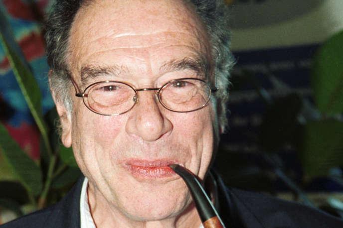 Philippe Beaussant à Brive-la-Gaillarde, le 2 novembre 2001.