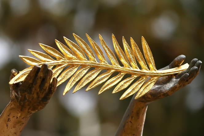 La Palme d'or, récompense suprême du Festival de Cannes, sera décernée dimanche 28 mai.