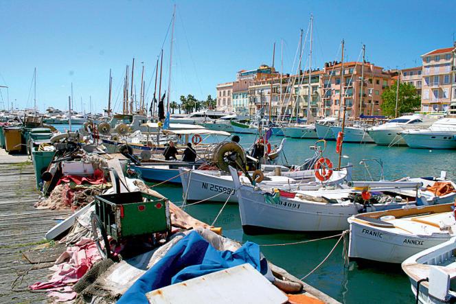 La prud'homie des pêcheurs de Cannes.