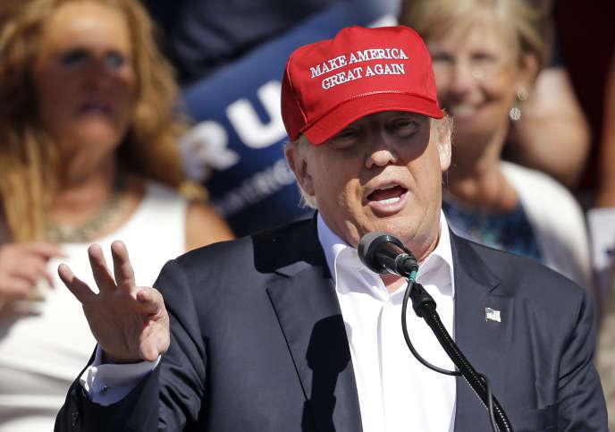Donald Trump, le « candidat présumé », comme on l'appelle désormais, a envoyé, lundi, ses émissaires à la rencontre de la direction du parti, le Republican National Committee.