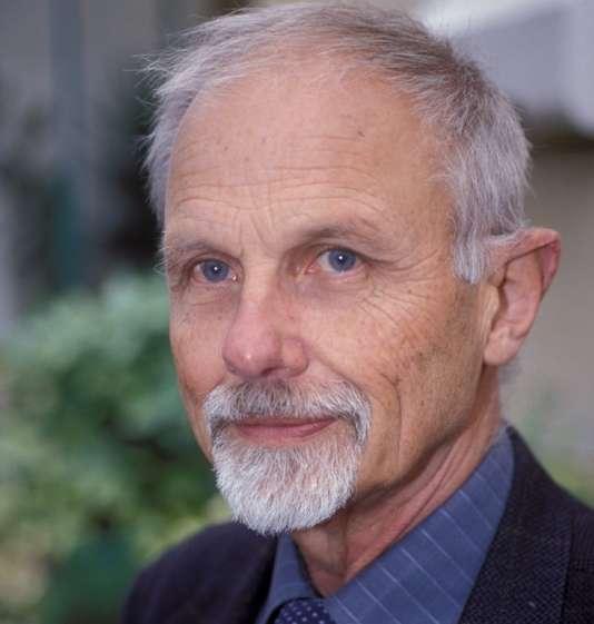 L'éditeurNikita Struve, à Paris, en octobre 2003.