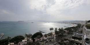 La Croisette reste une exception, avec des prix moyens allant de 20000à 40000 euros/m2.