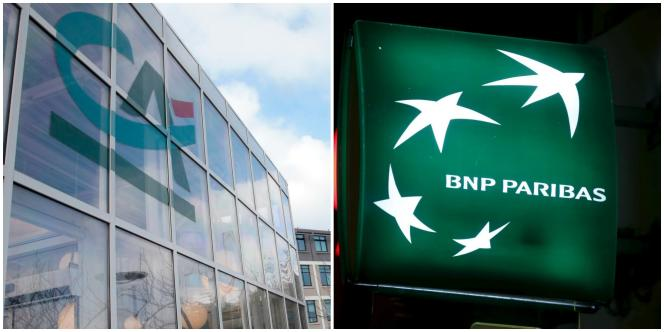 Le Crédit Agricole et la BNP, clients de Mossack Fonseca pour la domiciliation de sociétés offshore.