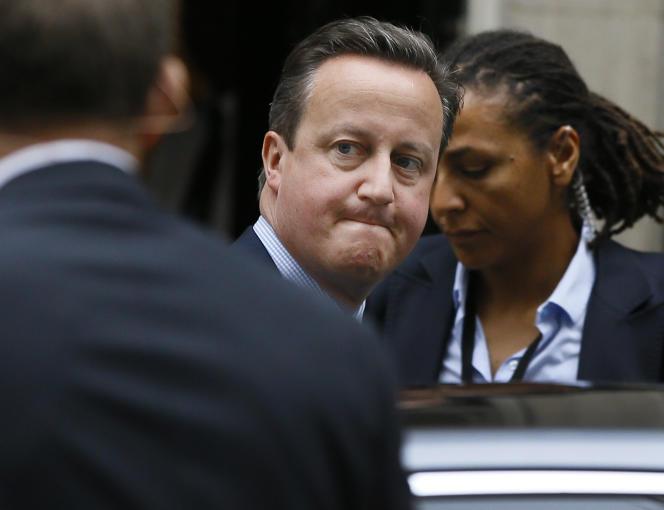 Après les révélations des «Panama papers», David Cameron, le premier ministre britannique, a dû avouer qu'il avait bénéficié d'argent enregistré aux Bahamas.