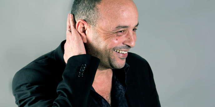 Le cinéaste tunisien Lotfi Achour.