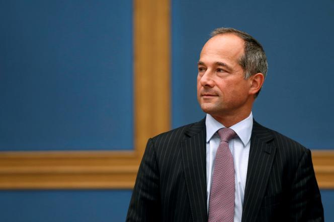Frédéric Oudéa, directeur général de la Société générale, le 11 mai.