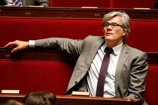 Le ministre de l'agriculture Stéphane Le Foll, en mai 2016.