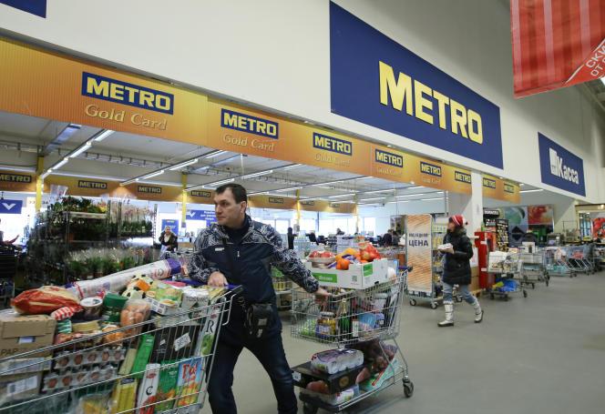 Le distributeur allemand Metro a annoncé, fin mars, une scission de ses activités alimentaires et électroniques.