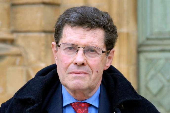 François Roth, en 2008.