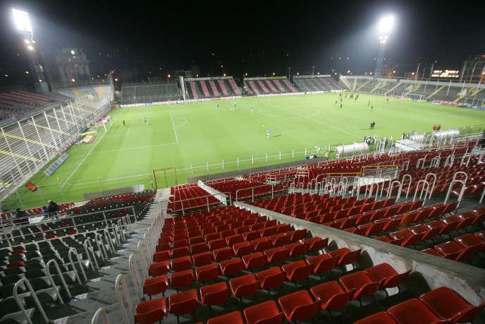 Le stade du Ray.